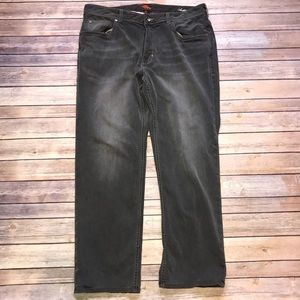 Tommy Bahama Sand Drifter Gray Distressed Jeans 38